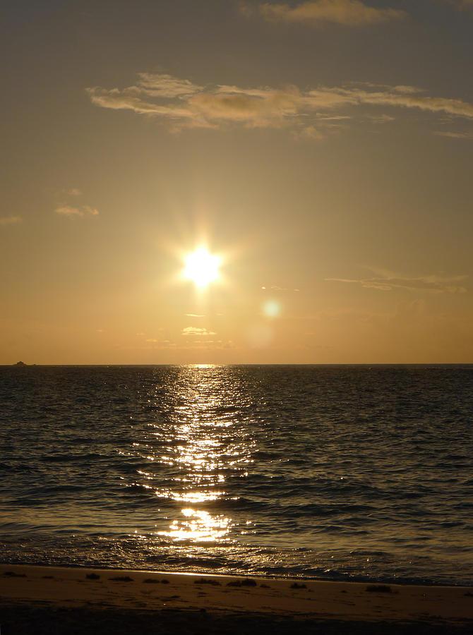 Sunrise At John Smith Bay Photograph