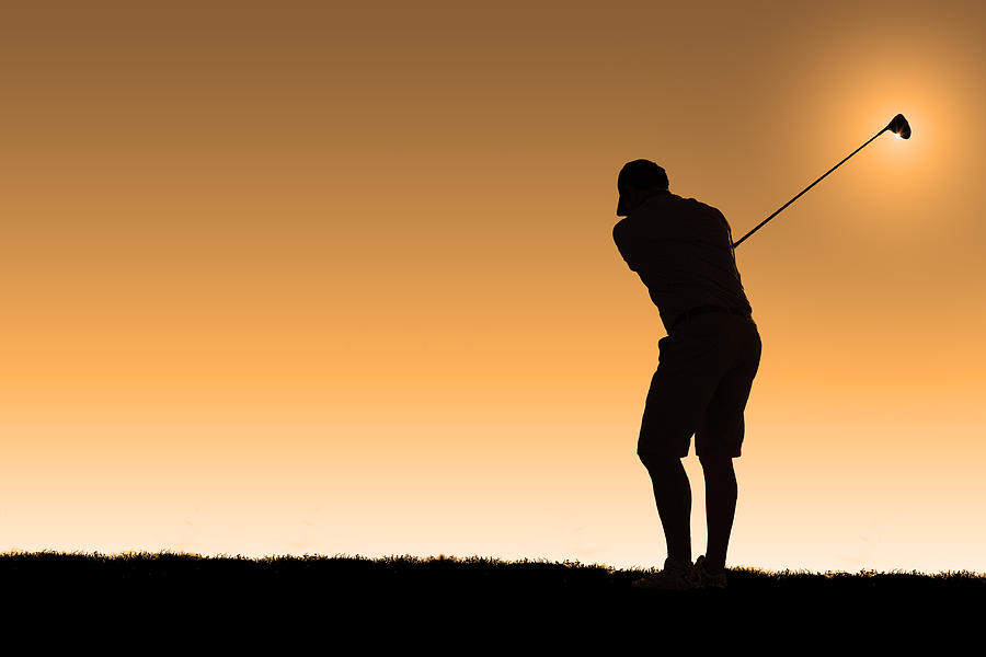 Sunrise Golf by Darren Patterson