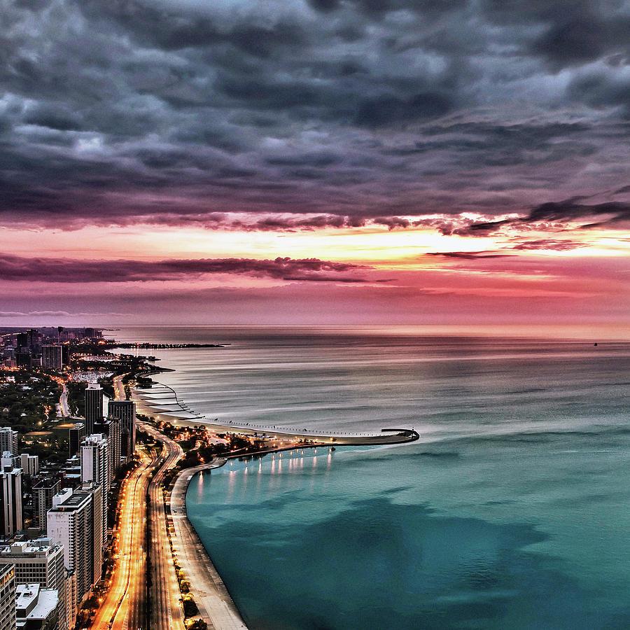 Sunrise Photograph by Jnhphoto