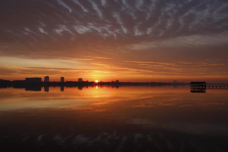 Sunrise Photograph - Sunrise by Kimberly Oegerle