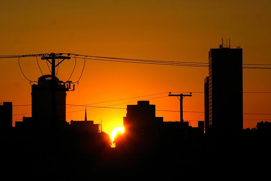 Sunrise -- My Columbia Seen Photograph