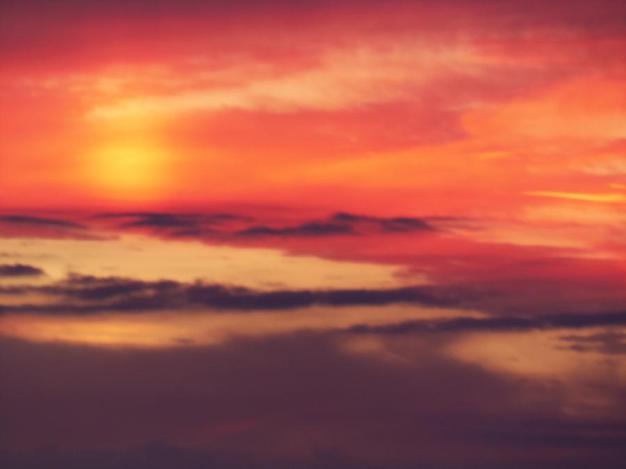 Landscape Photograph - Sunrise On Mars by Condor