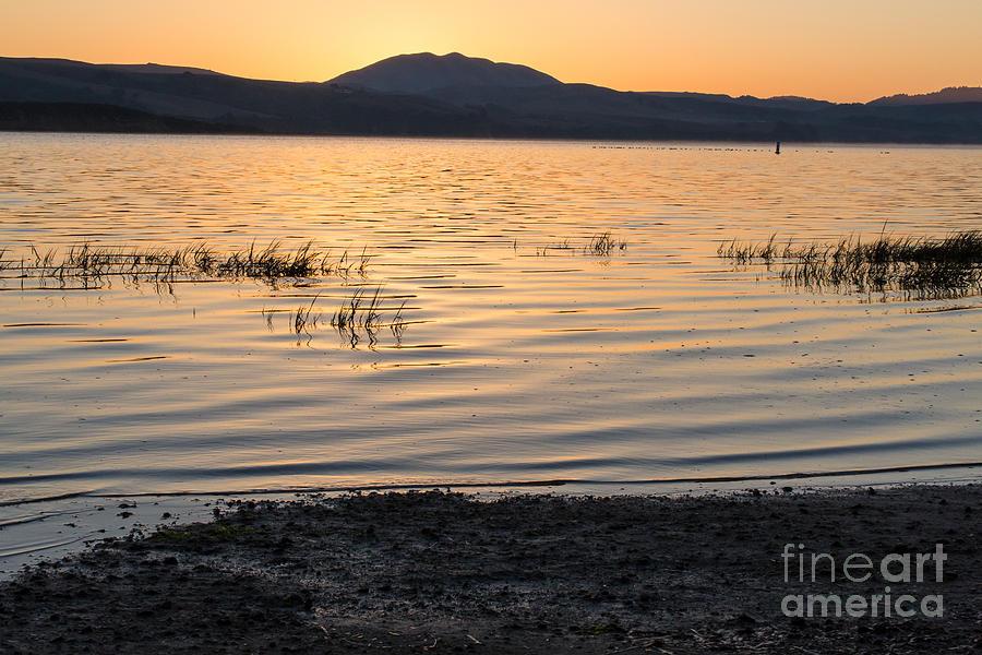 Sunrise Photograph - Sunrise On Tomales Bay - 262 by Stephen Parker