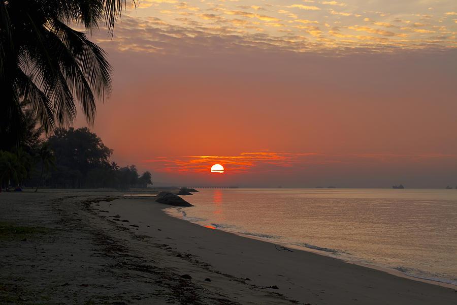 Sunrise Photograph - Sunrise Over The Horizon by David Gn