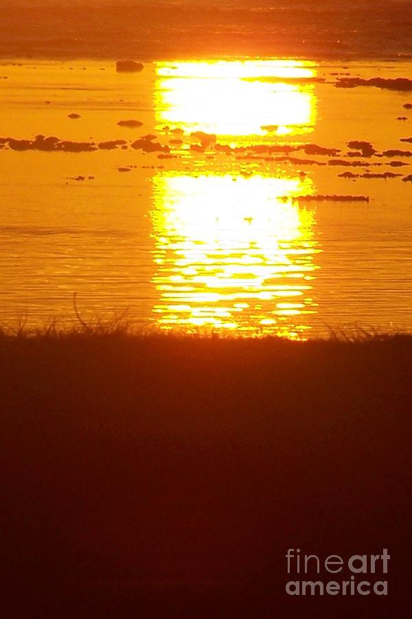 Sunrise - Reunion Island - Indian Ocean Photograph by Francoise Leandre