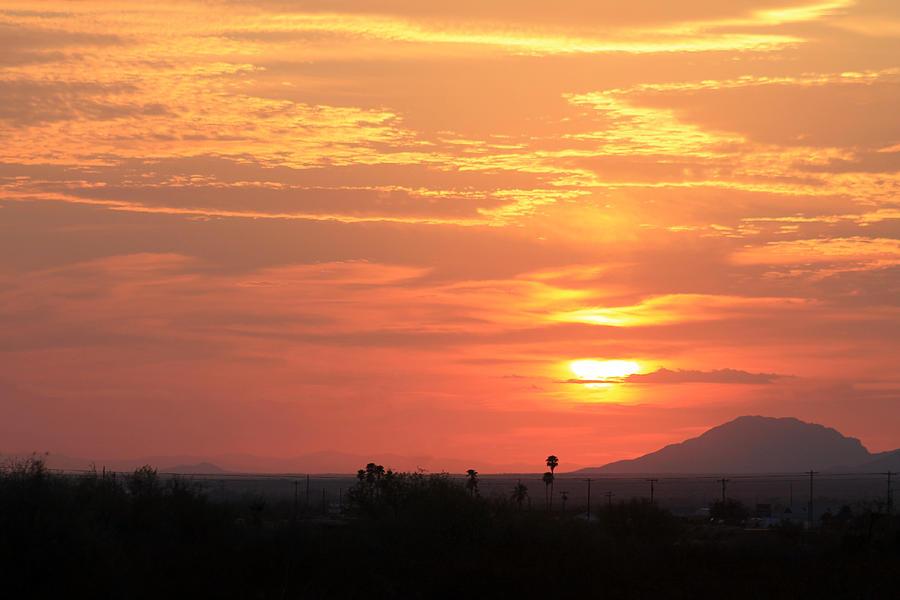 Sunrise Serenity Photograph