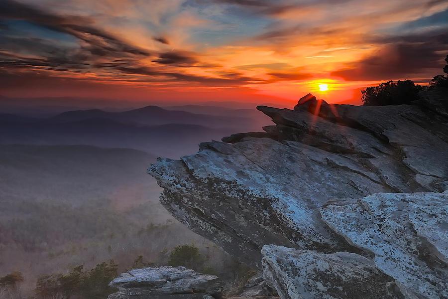 Sunrise Service by Mark Steven Houser
