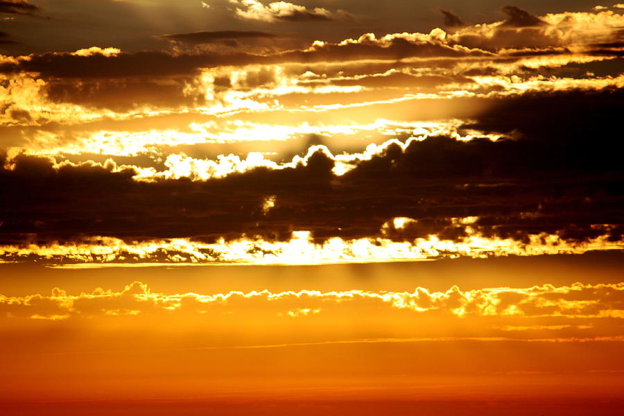 Sunset Photograph - Sunset 2 by Ashley Balkan