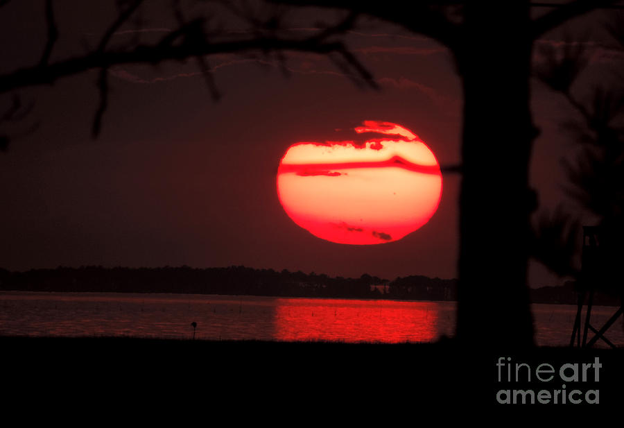 Sunset Photograph - Sunset 3 by Stephanie Kendall