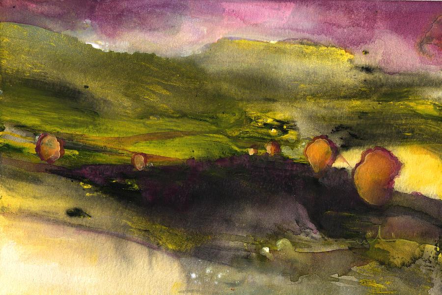 Sunset Painting - Sunset 50 by Miki De Goodaboom