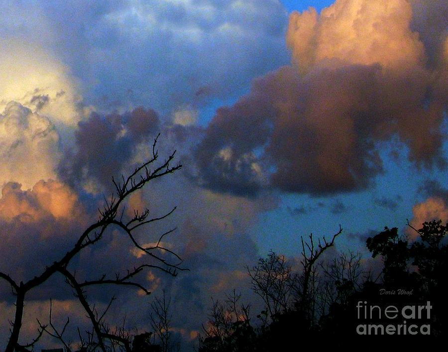 Sunset Photograph - Sunset At Clam Pass by Doris Wood