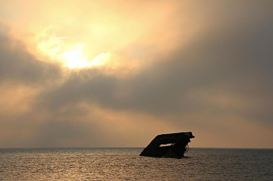 Sunset Photograph - Sunset Beach by Stephanie Tomlinson