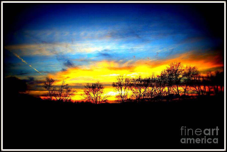 Sunset Beauty by Cynthia Mask