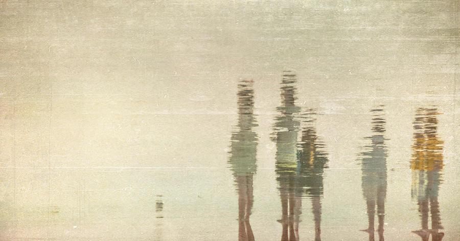 Sunset Gathering by Kevin Bergen