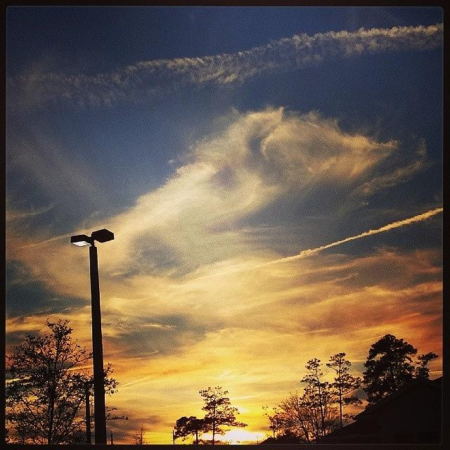 Nature Photograph - #sunset #gorg #nature by Colleen Morrison