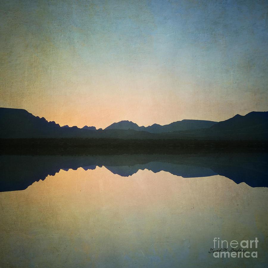 Sunset Photograph - Sunset IIi by Dave Gordon