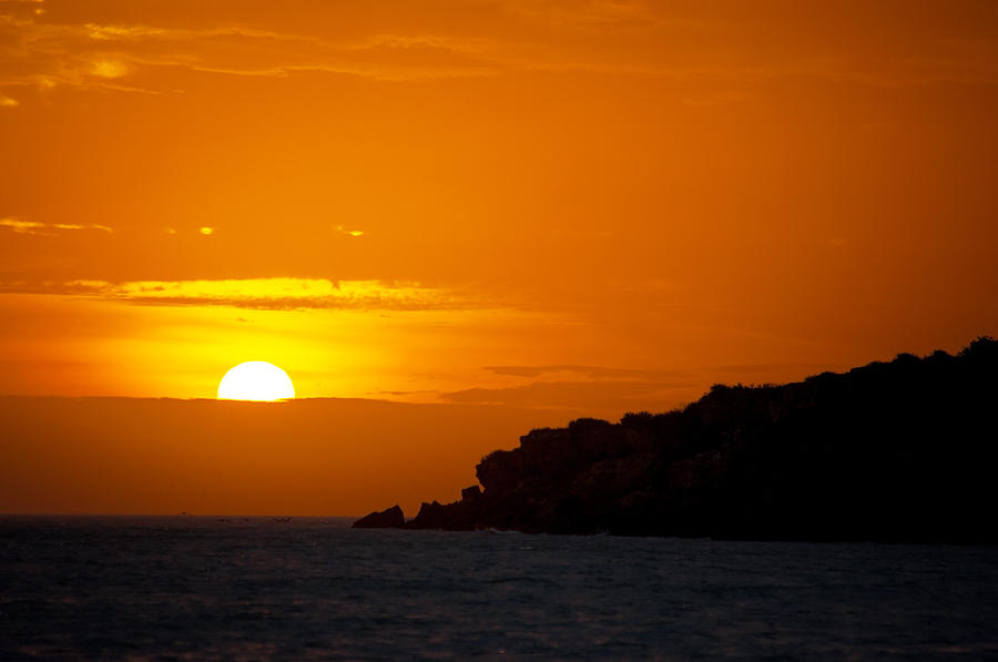 Sunset Photograph - Sunset In Northern Colombia by Jess Kraft