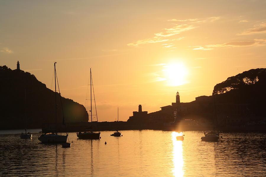 Sunset In Port De Soller Photograph