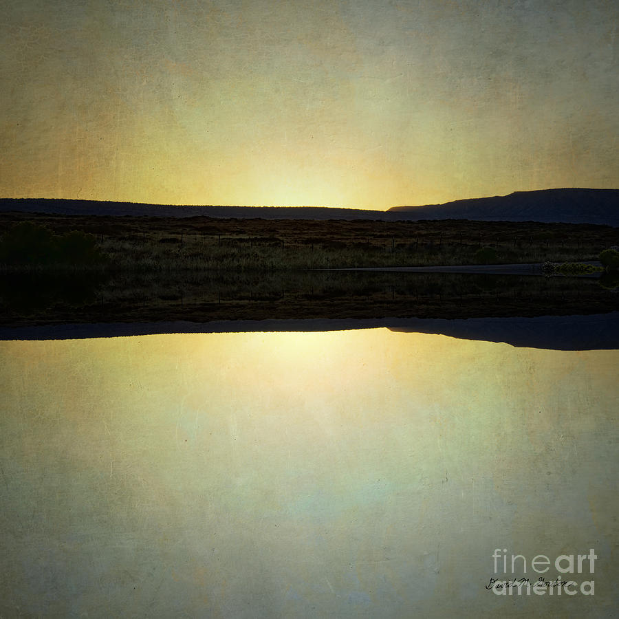 Sunset Photograph - Sunset Iv by Dave Gordon