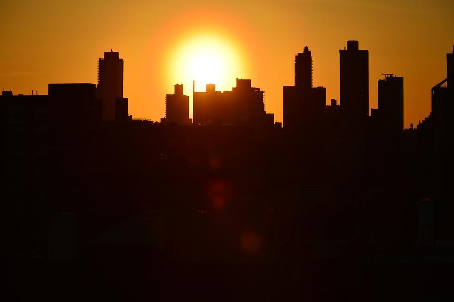 Sunset Photograph by Luiz Vaz