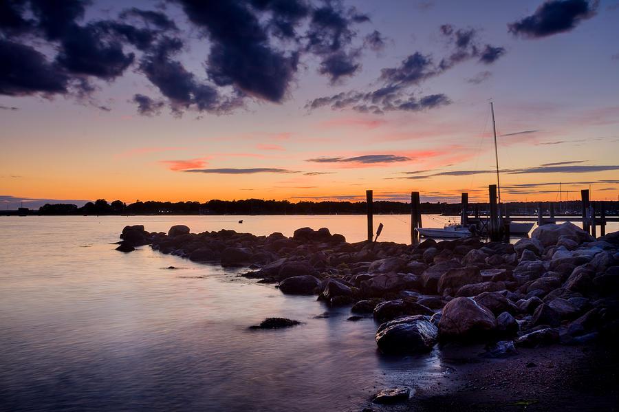 Image result for image sunset stonington point