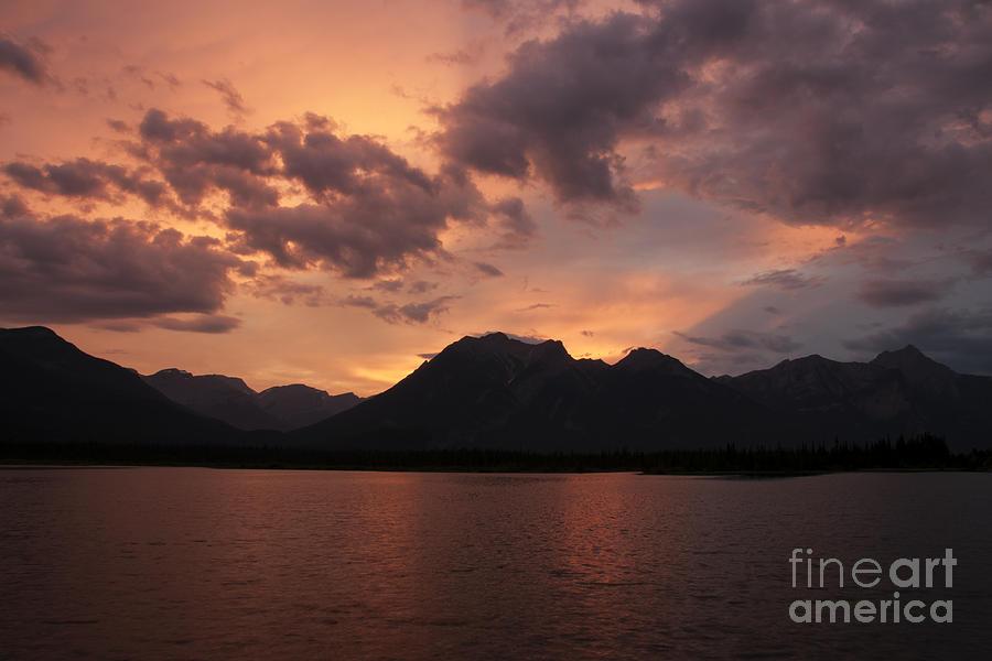 Sunset Photograph - Sunset Splendor by Vivian Christopher
