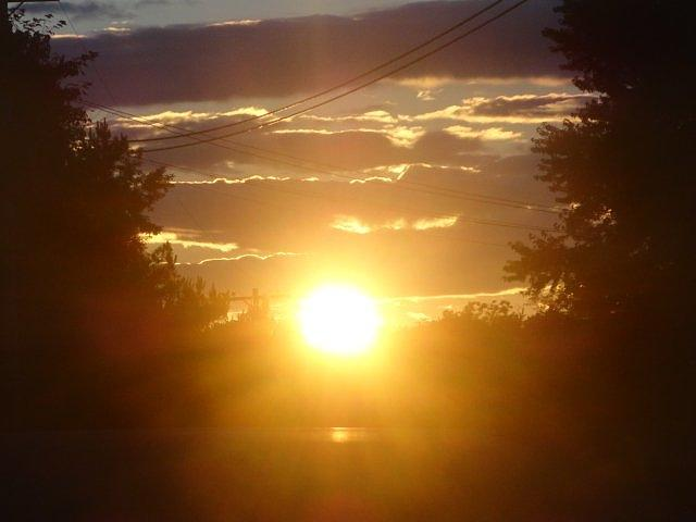 The Beauty Of Sunset Photograph - Sunset Wonders by Annette Abbott