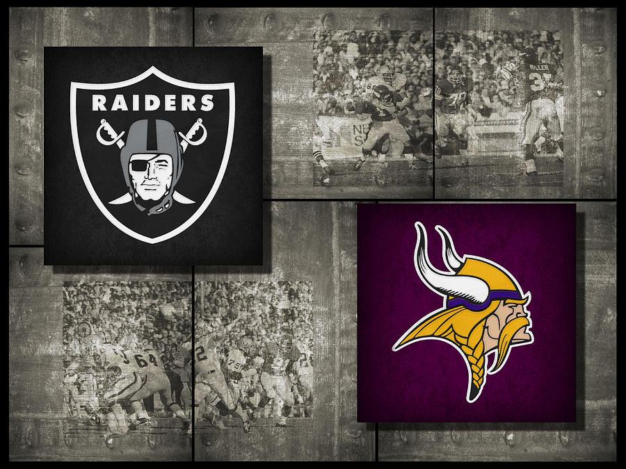 Raiders Photograph - Super Bowl 11 by Joe Hamilton