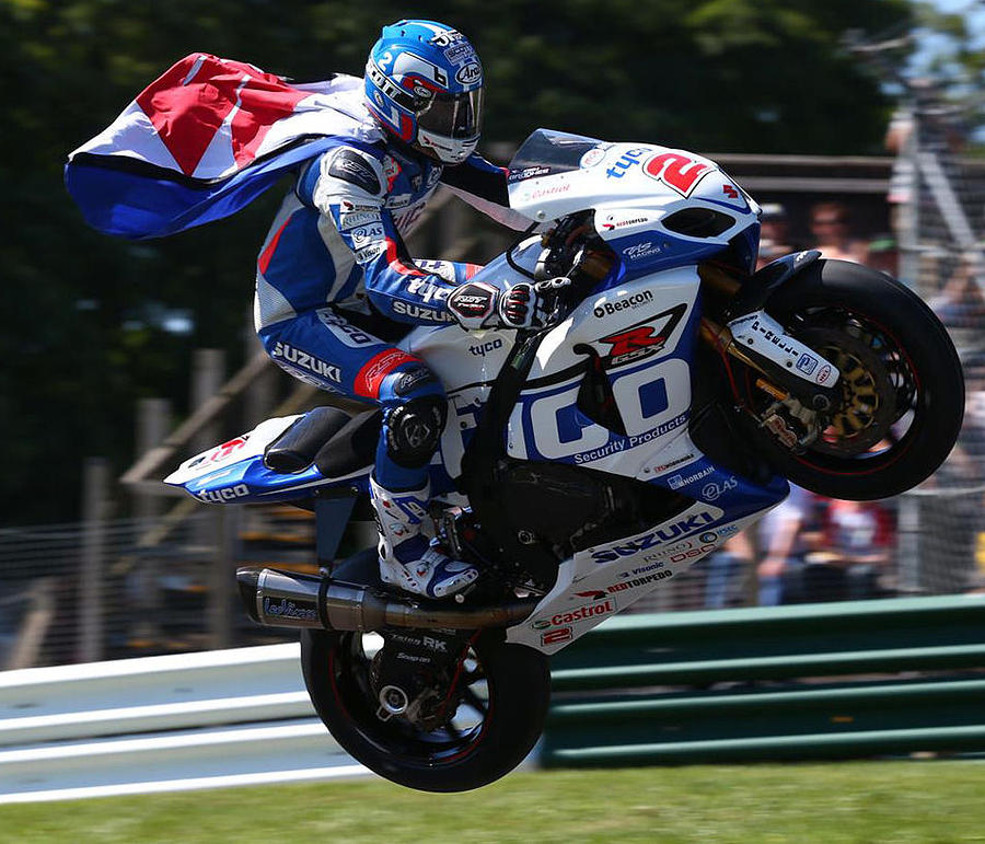 Superbike superhero by LAWRENCE CHRISTOPHER