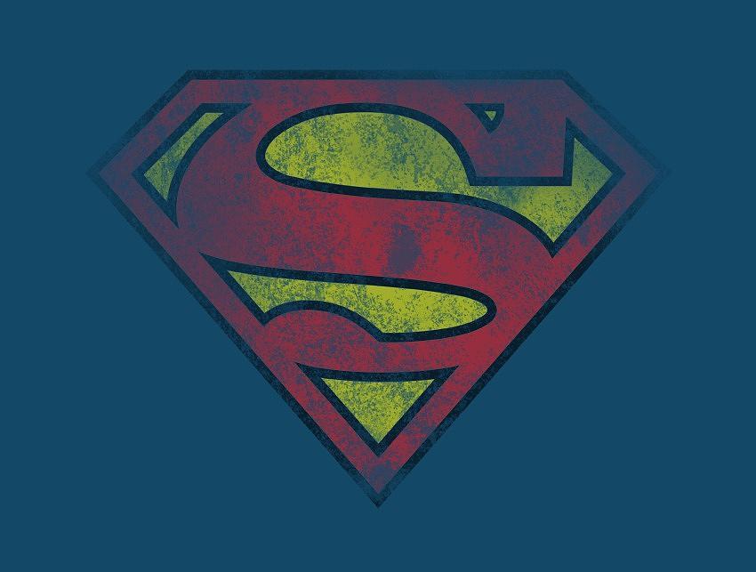 Superman Digital Art - Superman - Inside Shield by Brand A