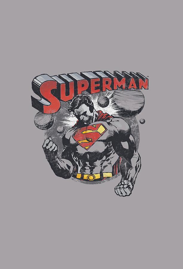 Superman Digital Art - Superman - Super Ko by Brand A