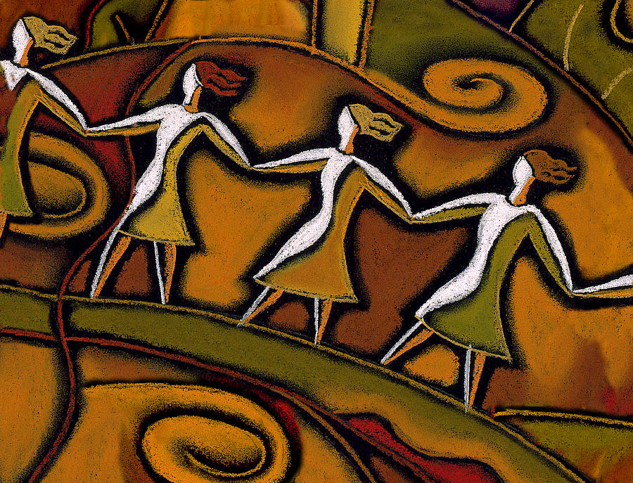 Helping Hands Of America >> Support Painting by Leon Zernitsky