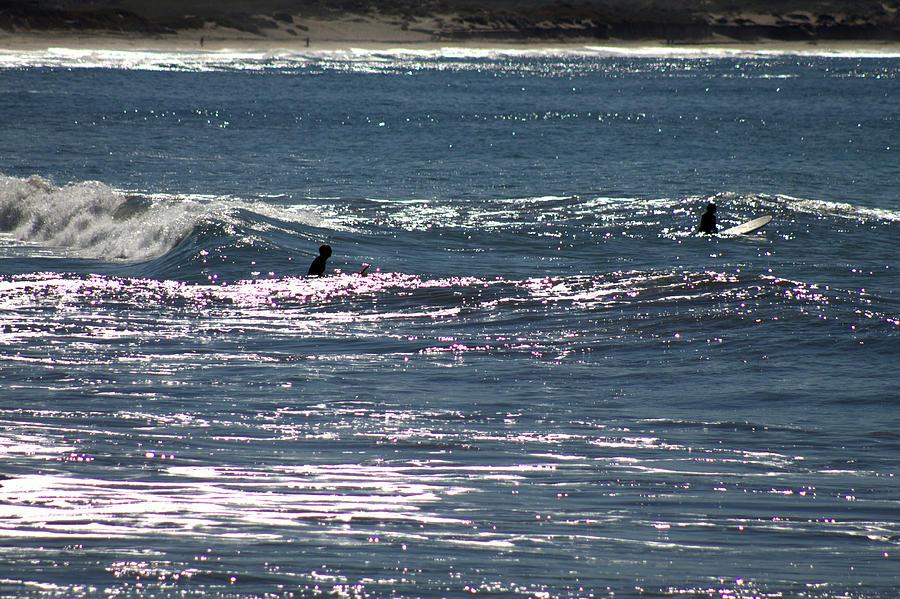 Ocean Photograph - Surf 2 by Daniel Jakus