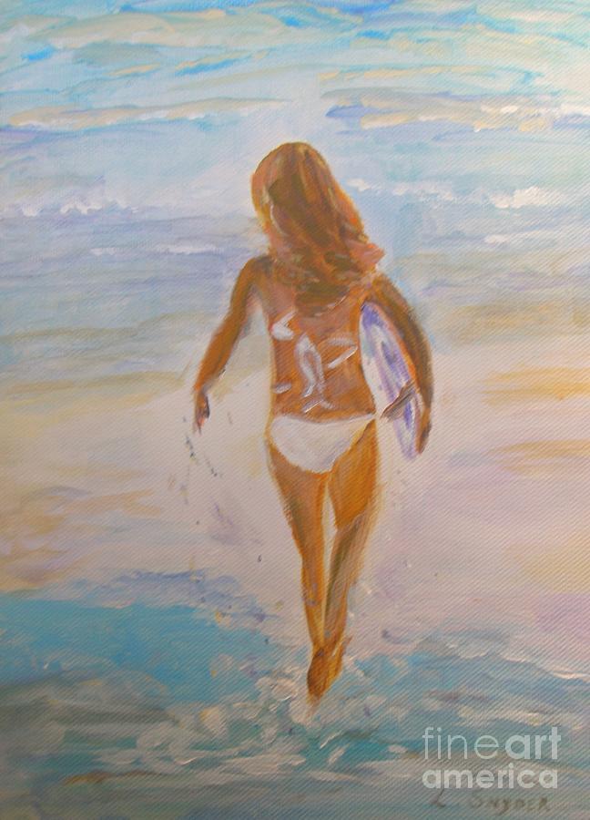 Surfer Girl by Liz Snyder
