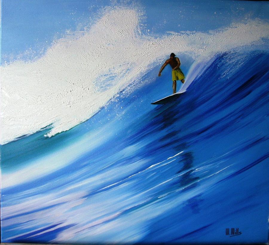 Hawaii Canvas Paintings
