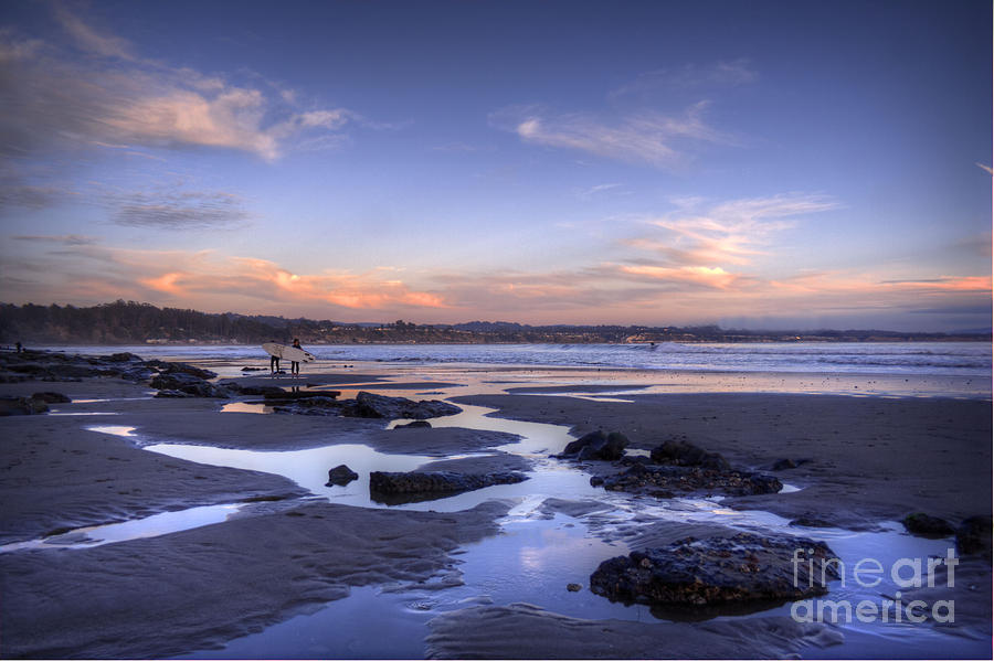 Surfers Photograph - Surfers Paradise by Morgan Wright