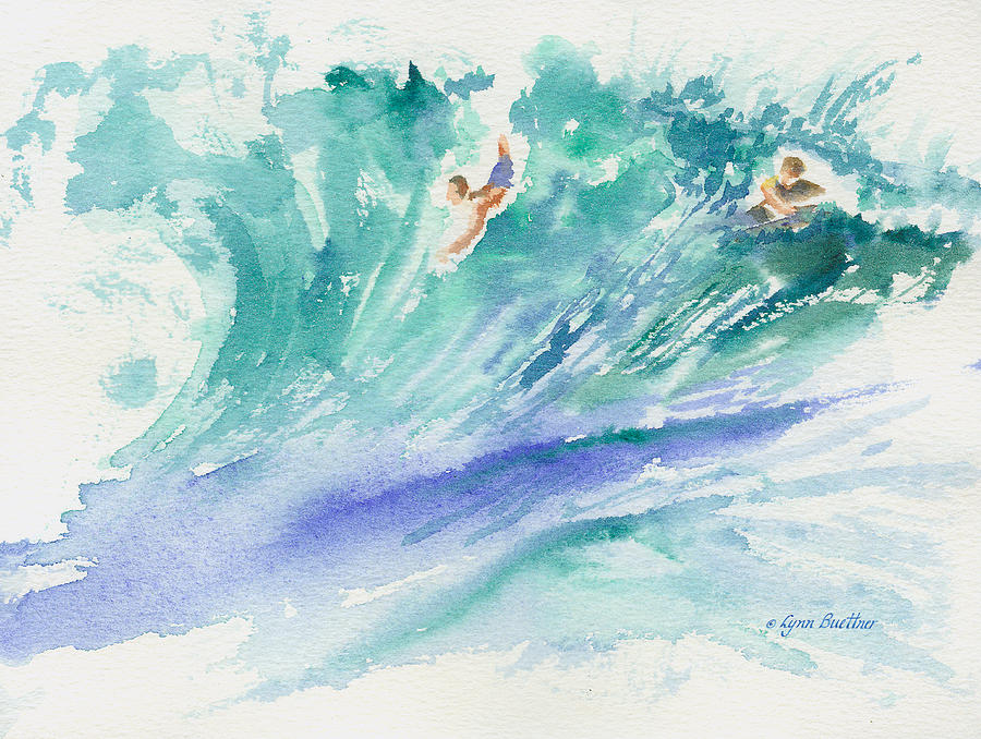 Surf's Up by LYNN BUETTNER