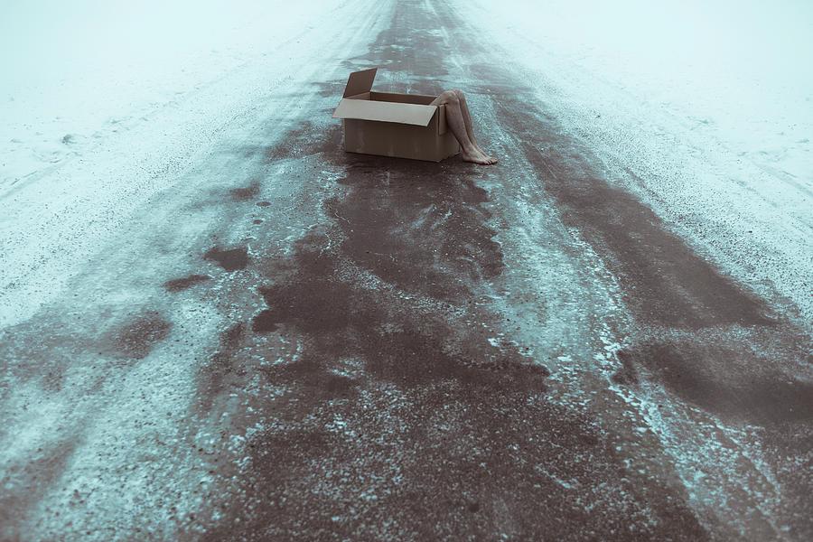 Box Photograph - Surprises by Milan Vopalensky