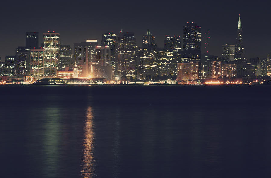 San Francisco Photograph - Surrender All Your Dreams To Me Tonight by Laurie Search