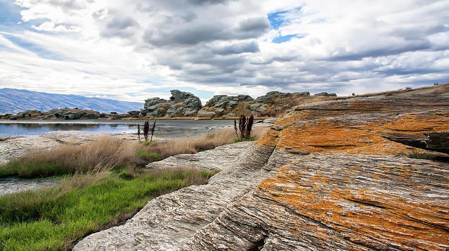 Sutton Salt Lake Photograph by Célia Mendes Photography