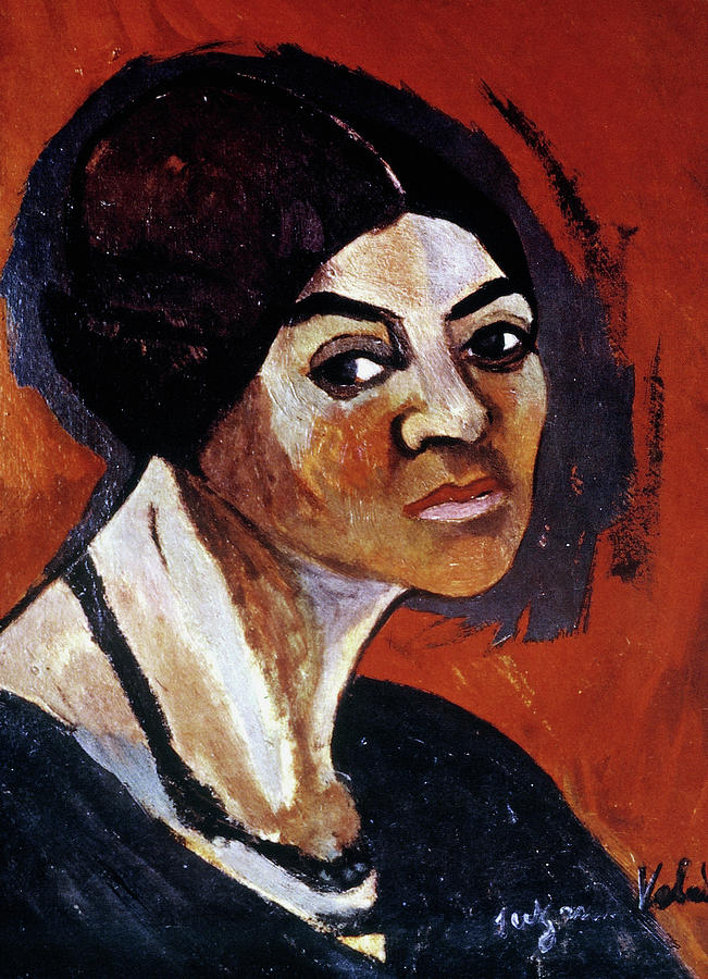1916 Painting - Suzanne Valadon (1865-1938) by Granger