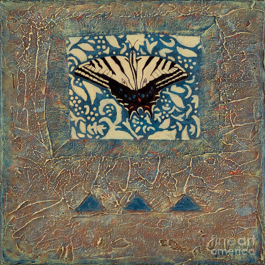 Swallowtail by Sandra Neumann Wilderman