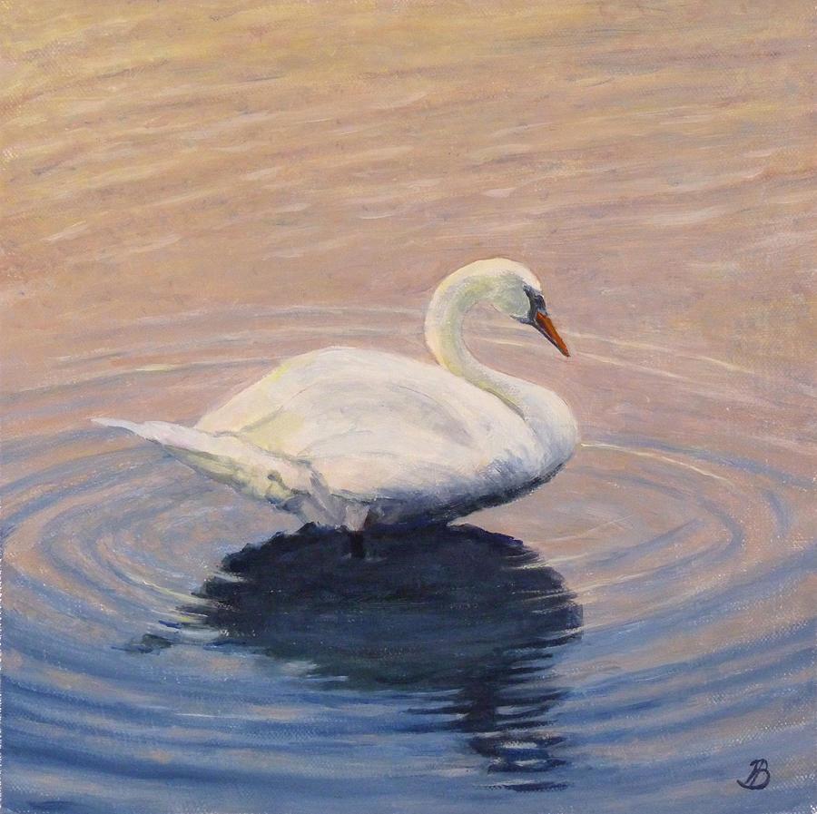 Swan Lake by Joe Bergholm