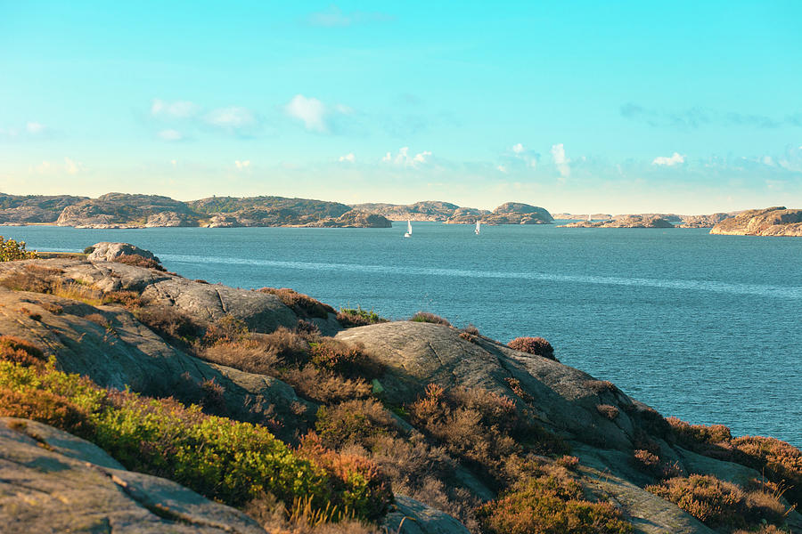 Swedish Archipelago Photograph by Sjoeman