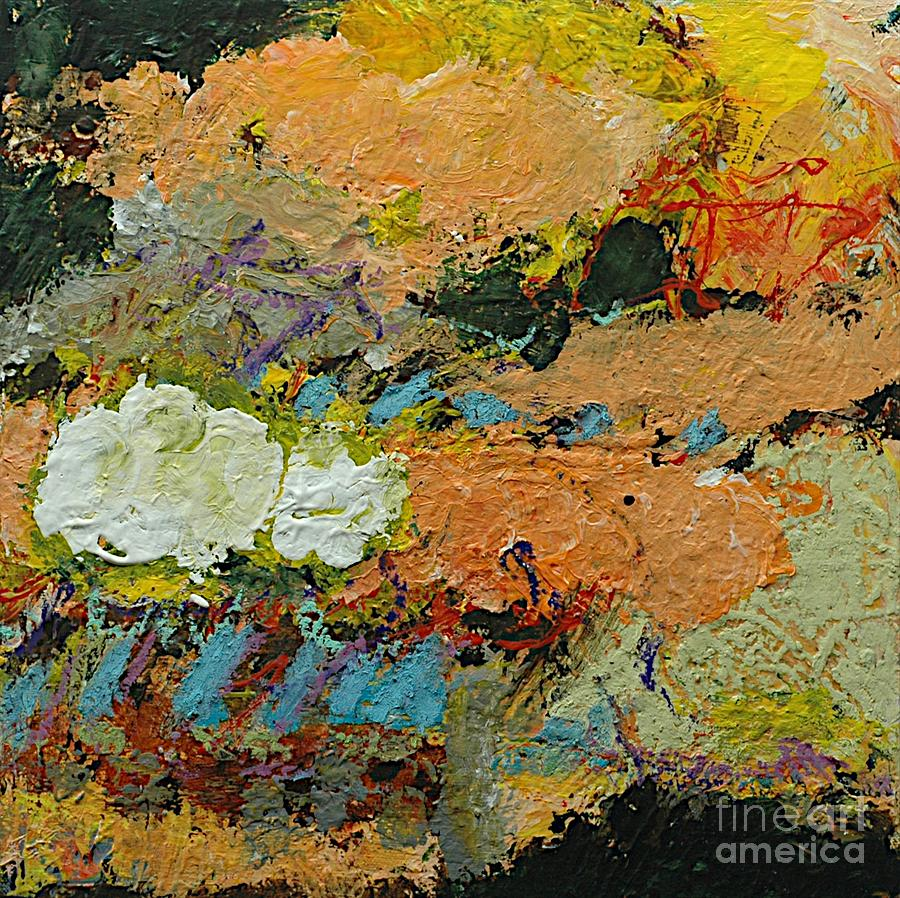 Landscape Painting - Sweet And Spicy by Allan P Friedlander