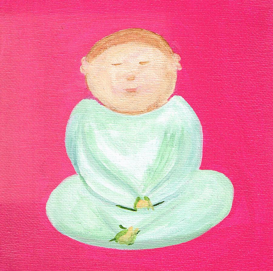 Sweet Buddha by Beth  Cornell