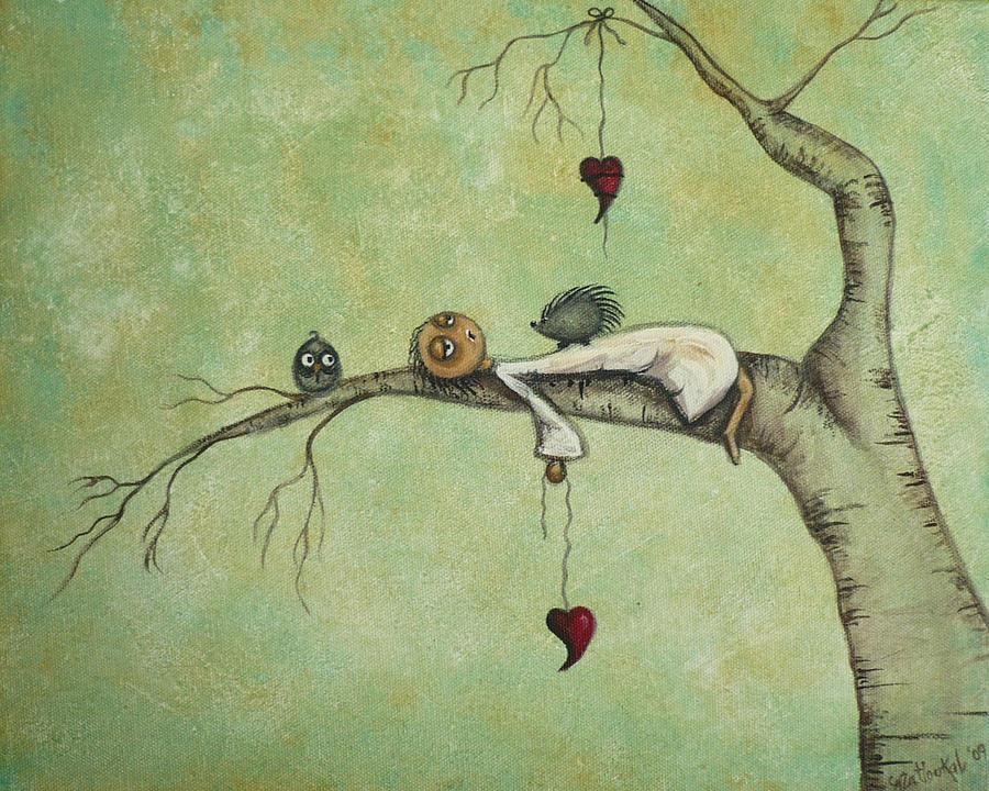 Sweet Dreams by Charlene Murray Zatloukal