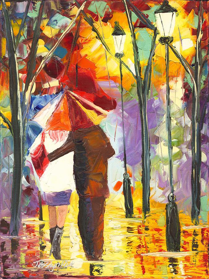 Sweet November Rain By Jessilyn Park