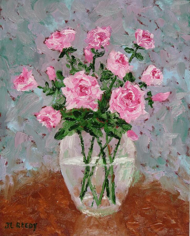Sweet Pink by J Loren Reedy
