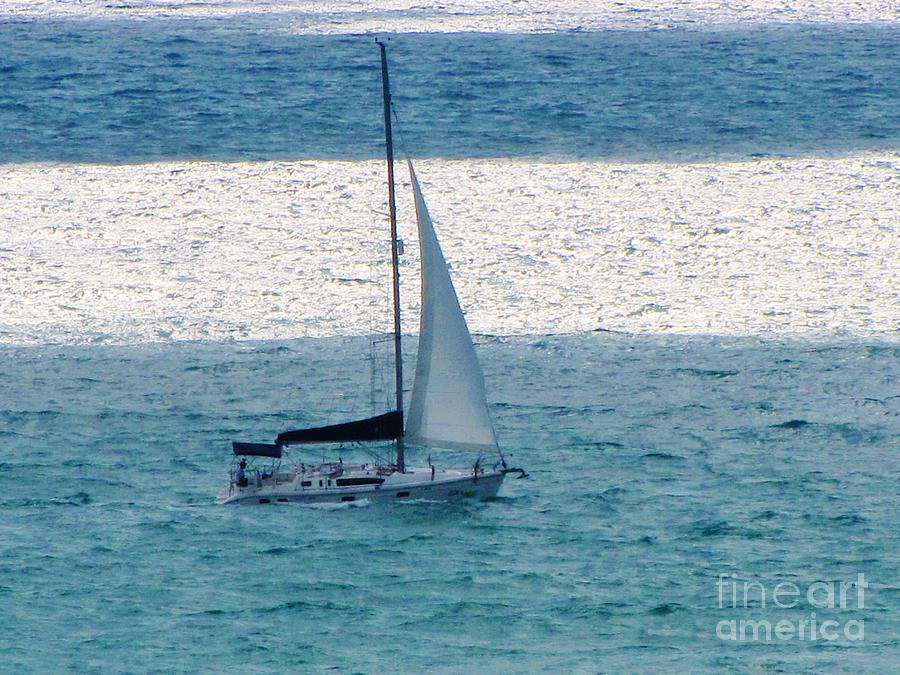 Sailing Photograph - Sweet Sail by Keri West